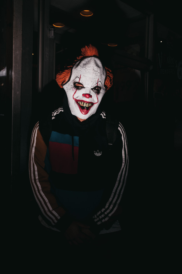 Hallowen in New York City, October 31, 2019.