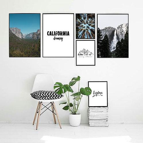 Set Yosemite