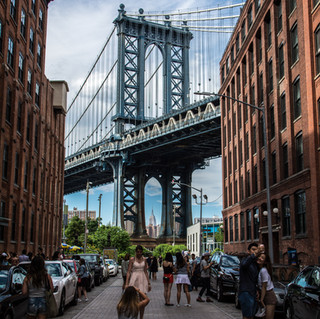 Dumbo, Brooklyn, New York, USA