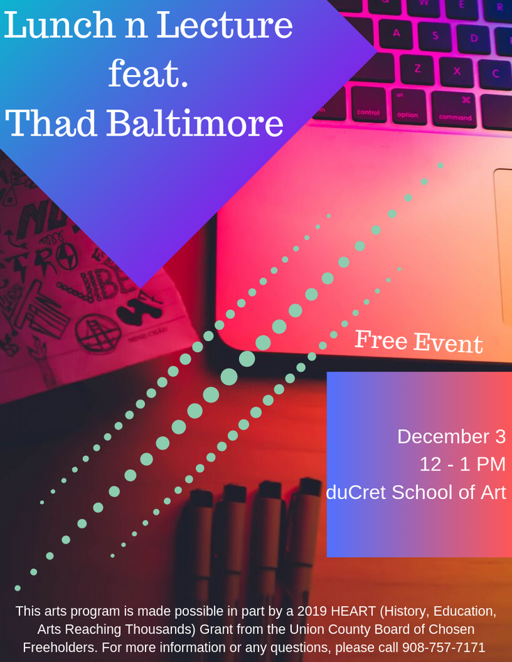 Lunch N Lecture Free December 3rd Noon