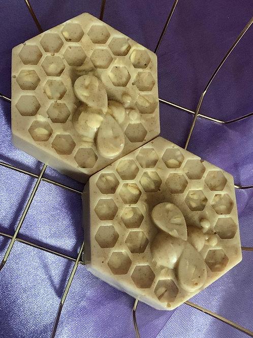 Oatmeal & Honey Soap Bars
