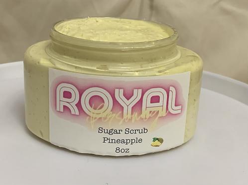 Pineapple Sugar Scrub