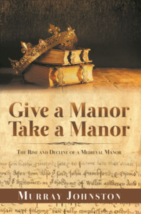 "Cover of book: ""Give a Manor Take a Manor"""