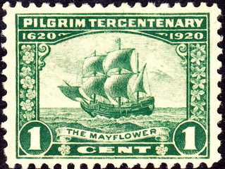 Thomas Rogers of the Mayflower