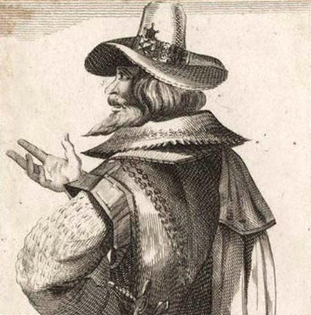 Robert Catesby (1573 - 1605)