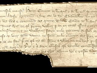 Inheritance in Medieval Times