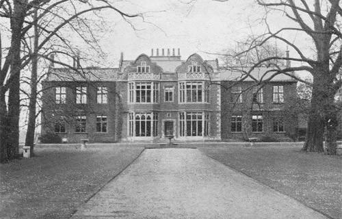 Watford Hall, of Watford Manor