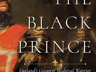 The Black Prince wrote history!
