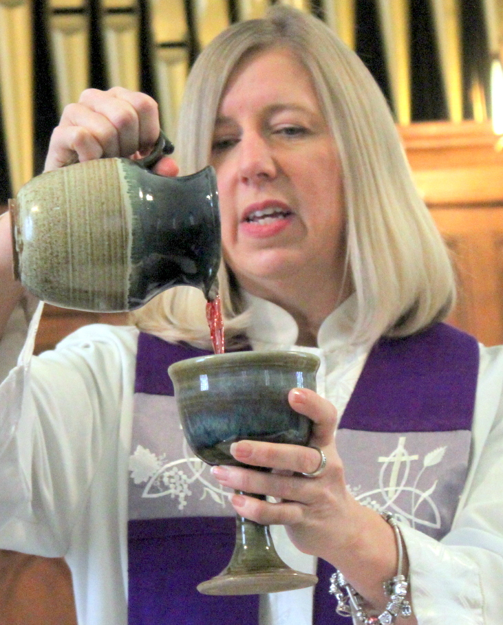 Rev. Lynne McQuown