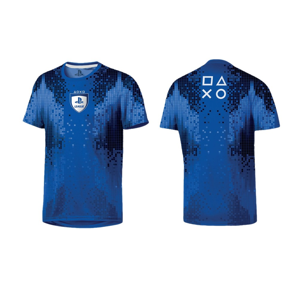 Playstation Esports T-shirt - 8-bit (s)