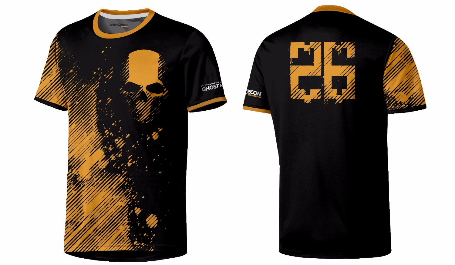 Ghost Recon Wildlands Esports T-shirt - Skull (m)