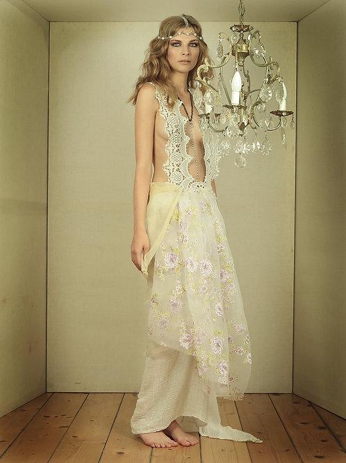 Silk : Handwoven Cotton dress