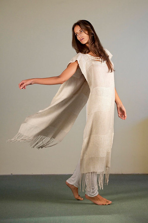 Hand woven pure Silk
