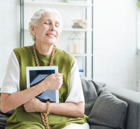 Bons hábitos para envelhecer bem e feliz