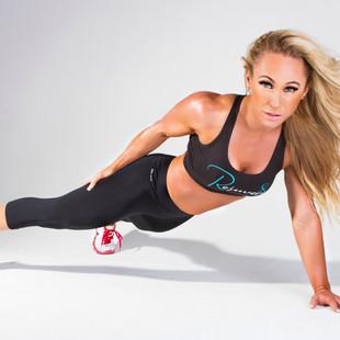Miss Fitness Australia - Melissa Zimmerman
