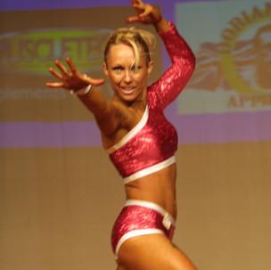 IFBB/NPC Miss Fitness Australia