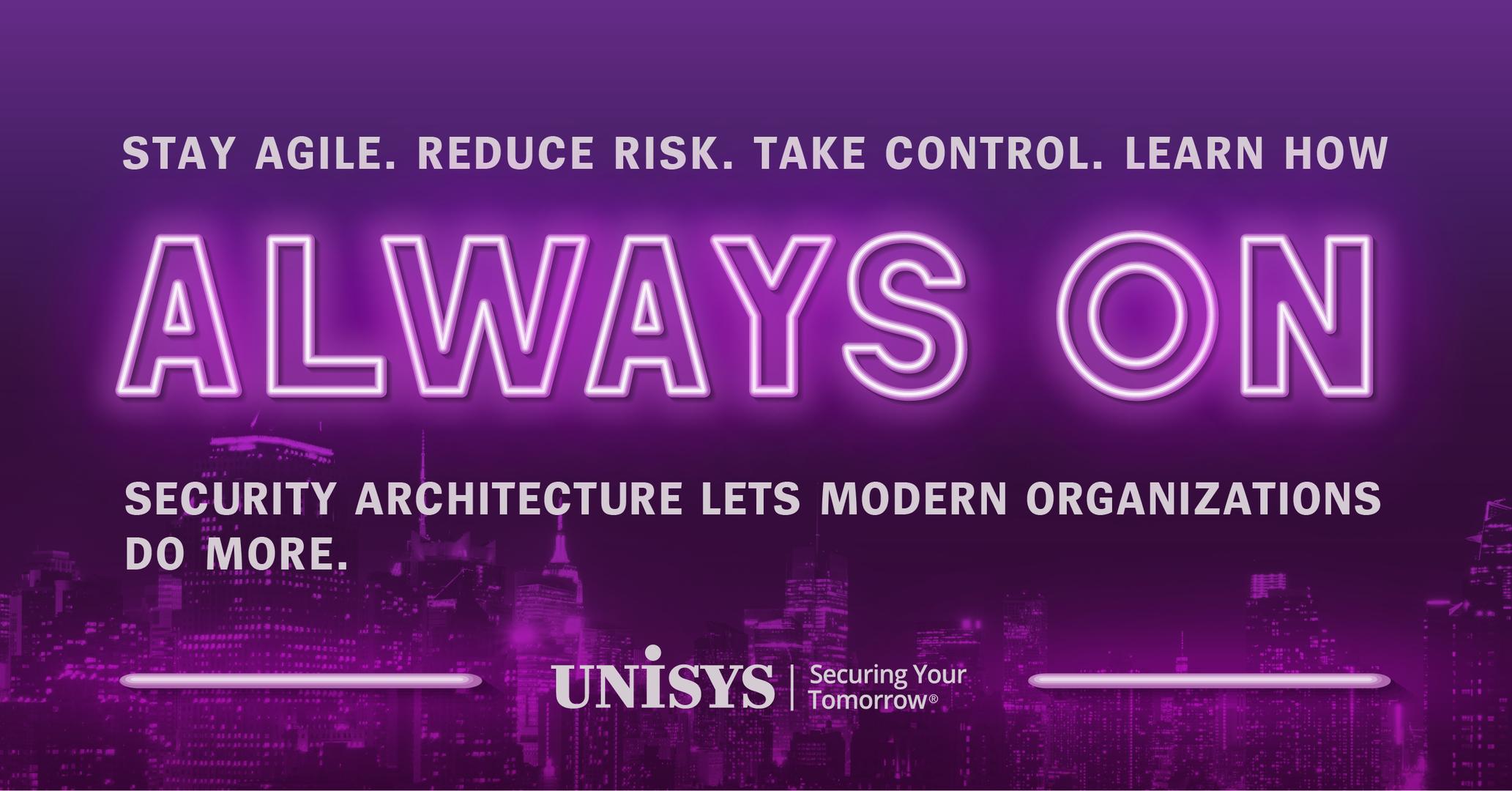 Unisys –Zero Trust