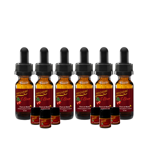 Antioxidant C Elixir Set (60 Day)