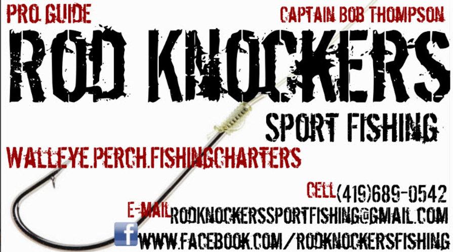 Rod Knockers Sport Fishing Charter Lake