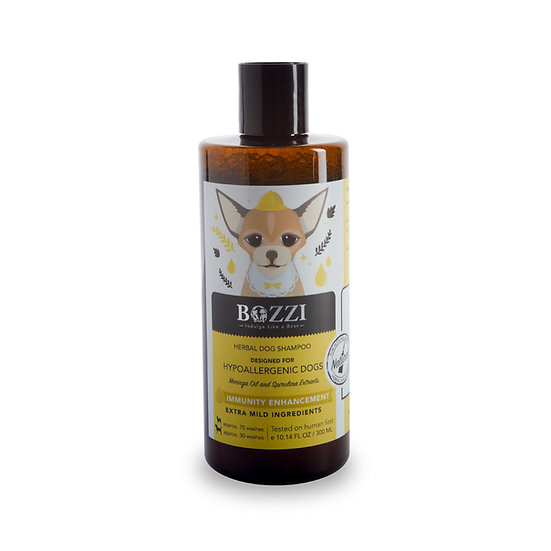 IMMUNITY BOOSTER SHAMPOO 300ml