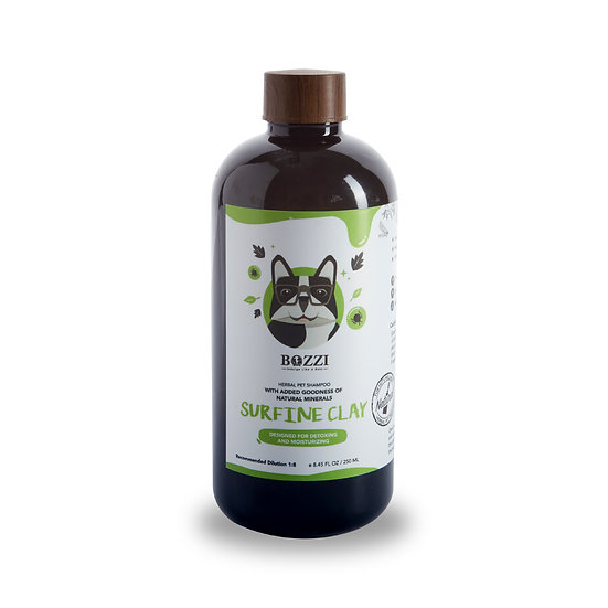 HERBAL SHAMPOO (SURFINE CLAY) 250ml