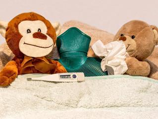 תדריך לרפואה המונעת עבור ילדים  ליישם החורף