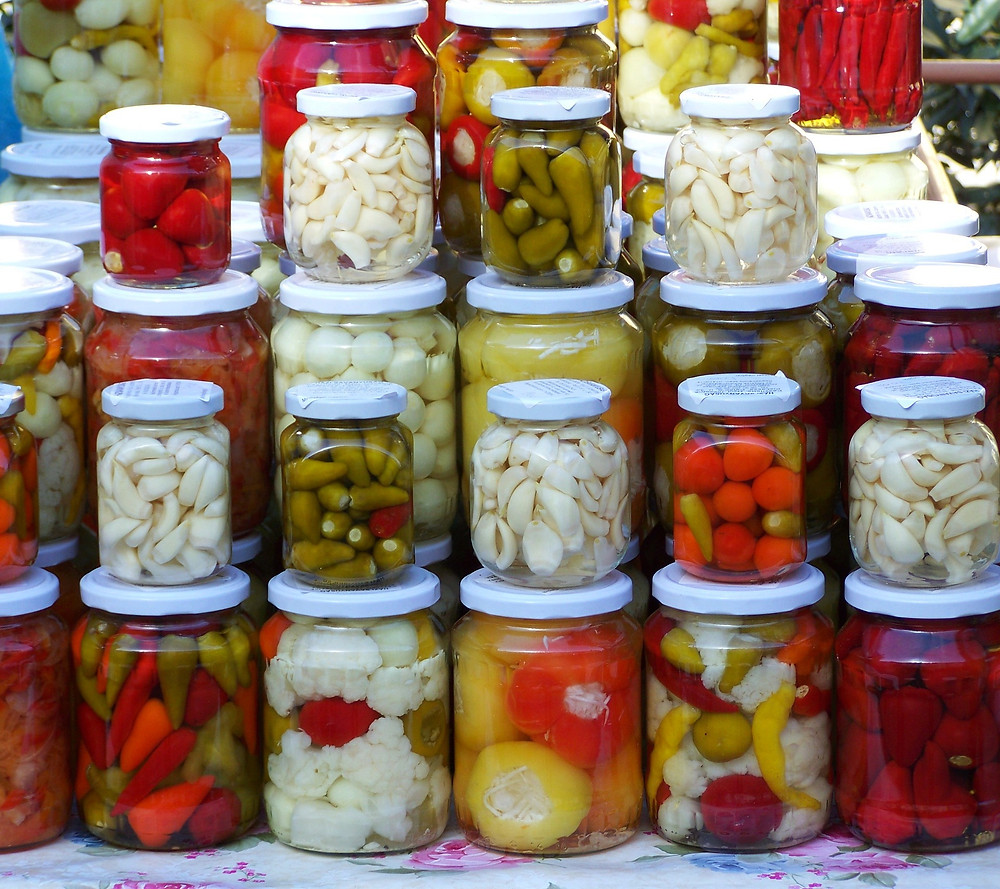 The Art of Culturing Food Eatwise blog pickle jars