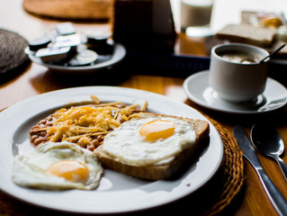 A Global Breakfast Tour of Traditional Breakfasts.