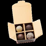 松露巧克力4入