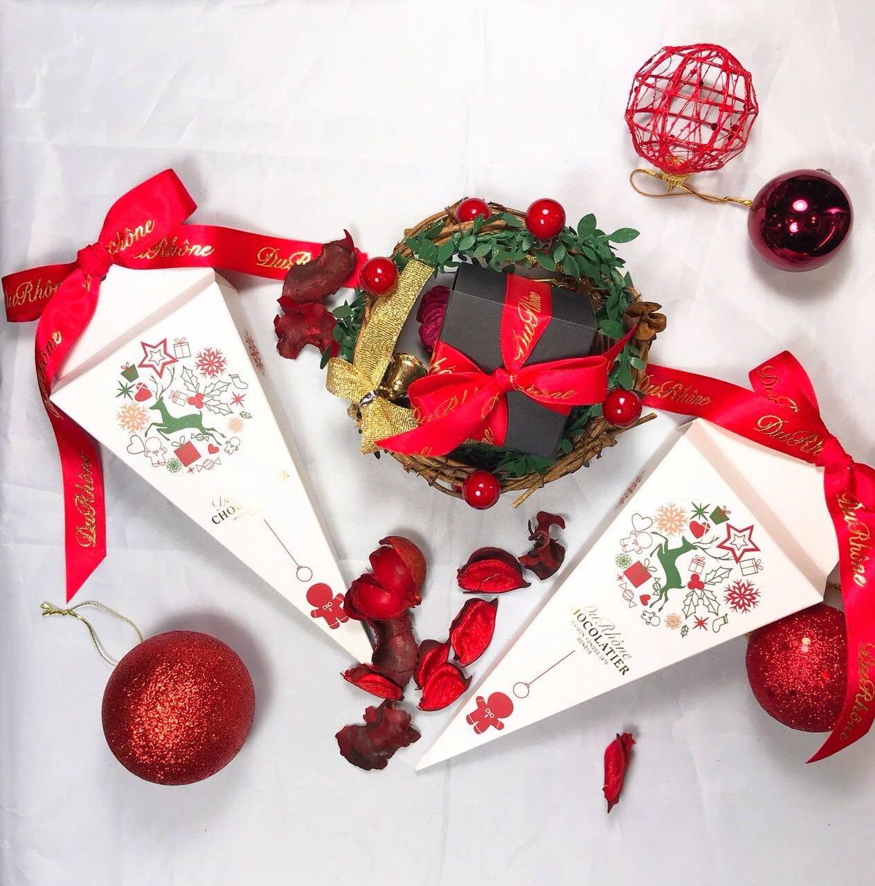 聖誕限定-巧克力棒棒糖