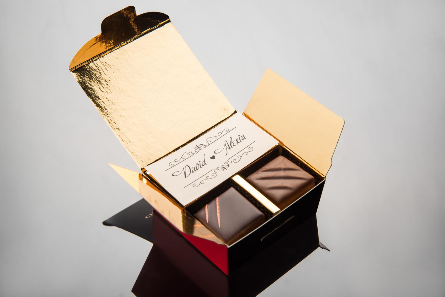 婚禮小物cozy禮盒2入