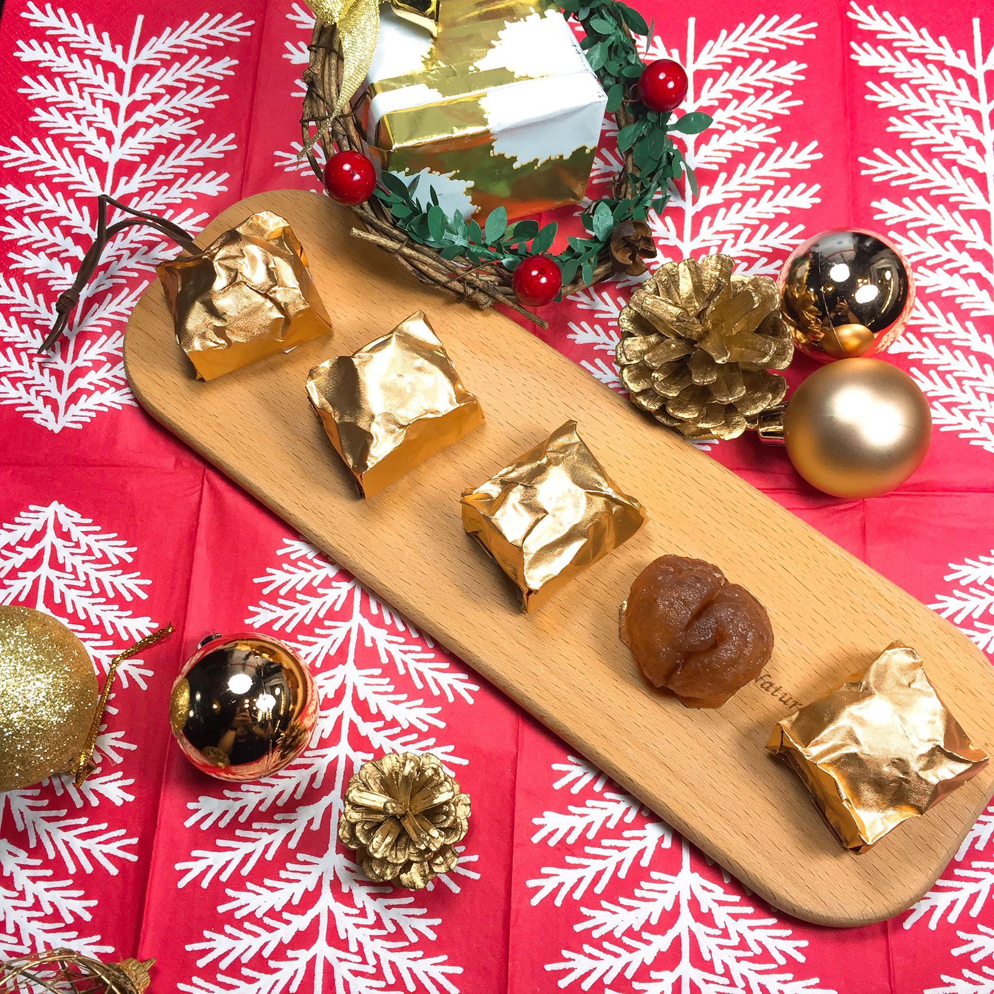 聖誕限定-糖漬栗子!
