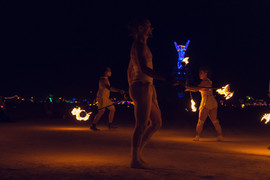Burning Man Fire Conclave 2019