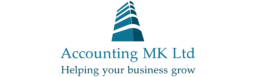 Accounting MK Limited Helping Your Business Grow Logo