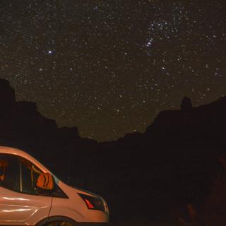 San Rafael Swell Stars