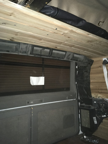 Roof Paneling