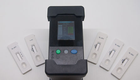 Biothreat handheld Assays