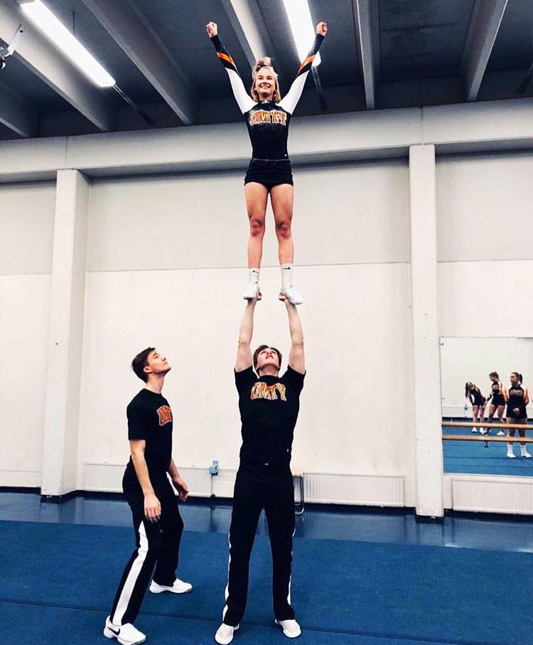 cheerleading turku sekajoukkue