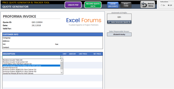Excel VBA Programmer for Hire in Lake Forest, CA at $29/Hr I ExcelHelp.org