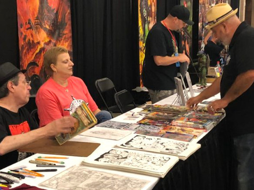 North Texas Comic Book Show Brings Fans, Artists Together