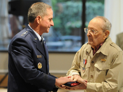 Flying Tigers' Service Honored During Reunion
