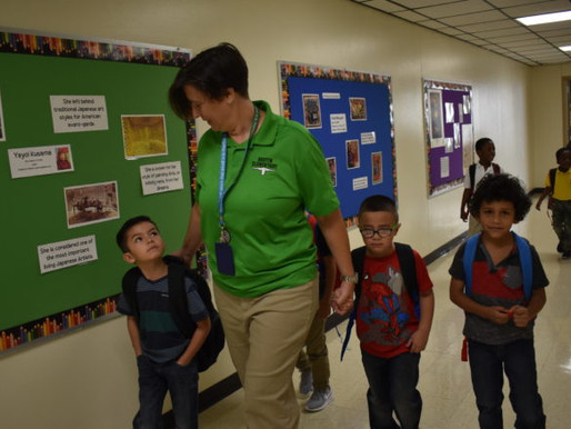 GPISD Welcomes New Changes For 2018-2019 School Year