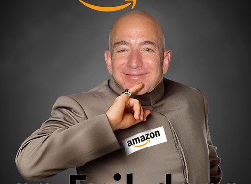 Bezos Mania - How Dare He Be Rich?
