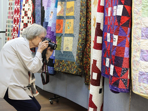 Quilt of Valor supports veterans