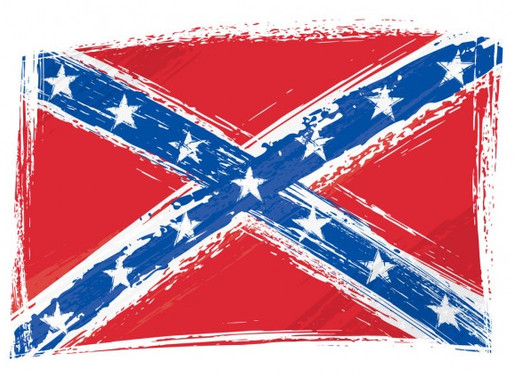 Clutching pearls over the Confederate flag... Why?