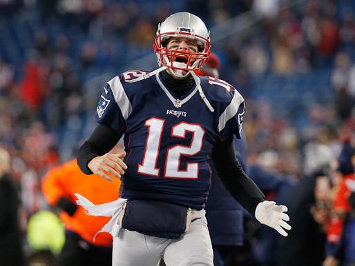 Is Tom Brady's Job In Jeopardy This Weekend?