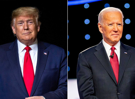 My Shallow, Human Analysis of the First Trump-Biden Debate