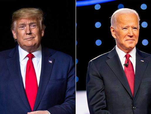 My Shallow, Human Analysis of the First Trump-Biden Debate