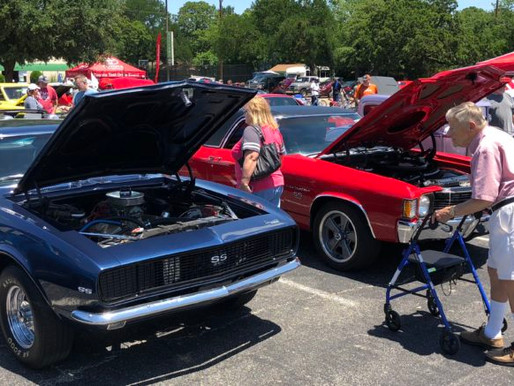 Oak View Baptist Church Car, Truck, and Motorcycle Show Offers Variety