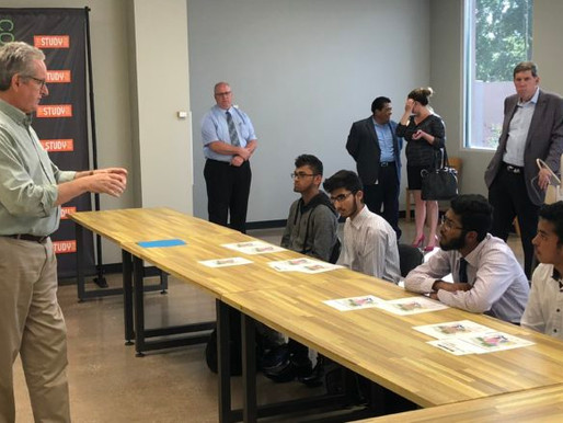 Future Leaders Challenges Students to Redevelop Texas Stadium